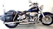 Harley-Davidson Softail Heritage Classic FLSTC