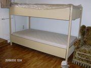 Doppelbett Eigenbau