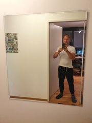 Wandspiegel Badpspiegel Spiegel 107x96cm