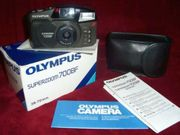 Foto Kamera OLYMPUS OPTICAL SUPERZOOM