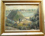 Ölgemälde Josef Rummelspacher geb 1852