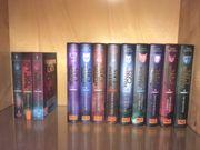 Warrior Cats Büchersammlung
