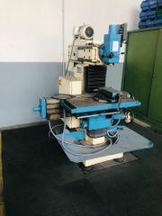 Fräsmaschine Wayner FCA500