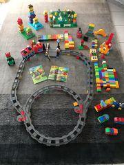 Lego Duplo Eisenbahn Tiere Steine