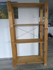 Holzregal 100 x 180 x