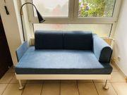 Delaktig Sofa blau Ikea Kultsofa