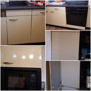Küche m Geräte - Selbstabbau