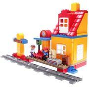 Lego duplo Bahnhof 3778