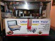 Chafing Dish 4 Stück zu