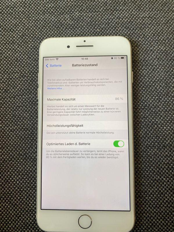 Apple Iphone 7plus 128gb offen