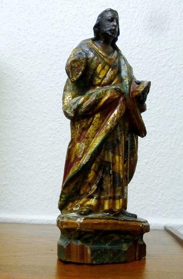6 x Religiös uralt Kreuz