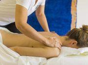 Massage zum entspannen und wohlfühlen