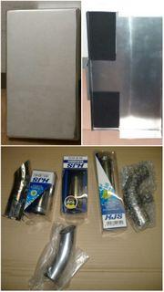 Batterieabdeckung und 6 z Teil