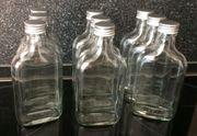 30 Glasflaschen 200ml Saftflaschen Sirupflaschen