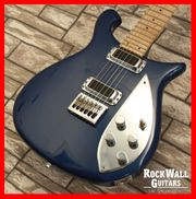 Rickenbacker 650c MID Midnight Blue