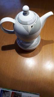 Kaffeekanne mit Stöfchen Seltmann Weiden
