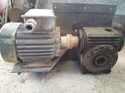 Motor mit Getriebe