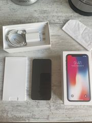 iPhone X 64 GB Weiß