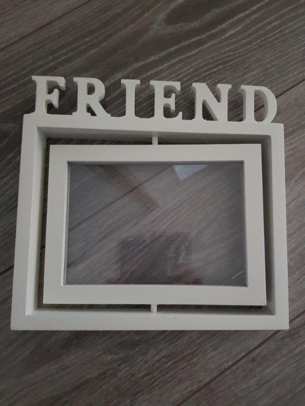 Bilderrahmen friend