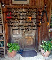 WIR suchen Bauernhaus Wohnhaus auf