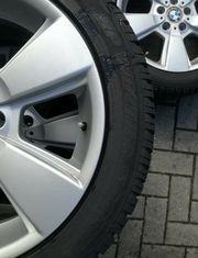 Winterreifen auf BMW Felgen