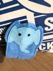 Fingerpuppe Elefant