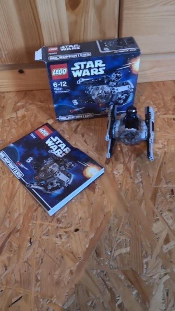 Lego Star Wars Set 75031