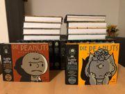 Peanuts Werkausgabe 26 Bände