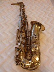 Alt Saxophon Selmer Mark VI 5-digit