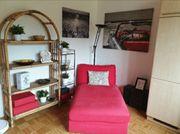 Ikea Kivik Recamiere rot - Ottomane - Chaiselongue