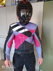 Motorrad Lederjacke Hein Gericke mit