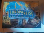 Verkaufe neuwertiges Spiel Europareise Spielend