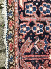 Perser Teppich Handgeknüpft