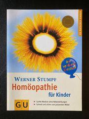 Homöopathie für Kinder - Werner Stumpf