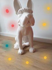 Deko - frecher Hund