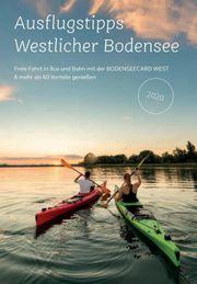 Bodensee Reiseführer zu verschenken