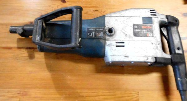 UBH 12 50 Boschhammer Bohrhammer