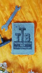 Taschen- und Tabellenbuch für die