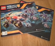 Lego NEXO Knights Aaron s
