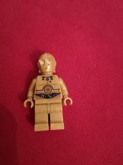 Lego Star Wars C-3PO Minifigur