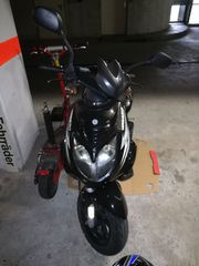 Moped Roller Longjia Versus 2