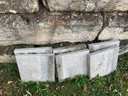 Waschbetonplatten 40-40-5cm