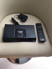 DVBT2 HD Receiver