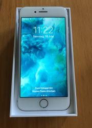 iPhone 7 32gb silber neuwertig