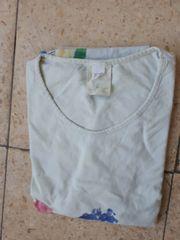T-Shirt Gr 44 46 Creme