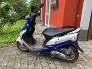Roller 50cc Peugeot V-clik defekt