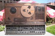 Tonbandgeräte Tonbandmaschinen Philips Telefunken Grundig