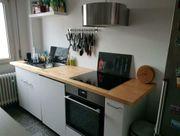 Einbauküche mit hochwertigen IKEA Elektrogeräte