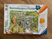 Tiptoi Ravensburger Puzzle Im Zoo