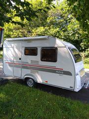 Wohnwagen Adria 370 DD Ez